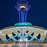 Expo 2016 Antalya Sergi Alanı Giriş Yapıları, Güvenlik Binası, Sağlık Merkezi Binası ve Karantina Binası Yapımı İşi.
